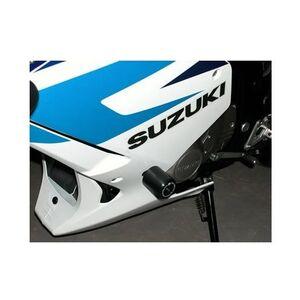 R&G Racing Frame Sliders Suzuki GS500F 2004-2010 Black [Open Box]