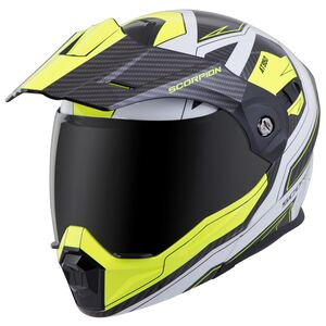 Scorpion EXO-AT950 Tucson Helmet Hi-Viz / MD [Open Box]