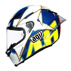 AGV Pista GP RR Rossi World Title 2003 Helmet