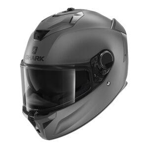 Black White Red Shark Ridill Stratom Motorcycle Full Face Helmet Mat KWR