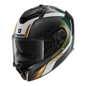 Shark Spartan GT Carbon Tracker Helmet