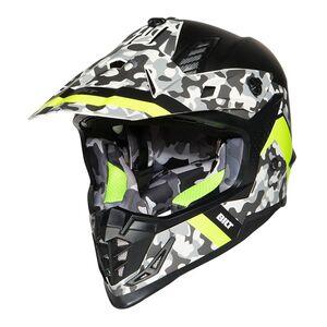 BILT Lux Camo Race Helmet