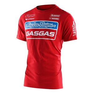 Troy Lee Gas Gas Team T-Shirt