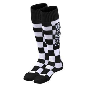 Troy Lee GP MX Coolmax Checkers Socks