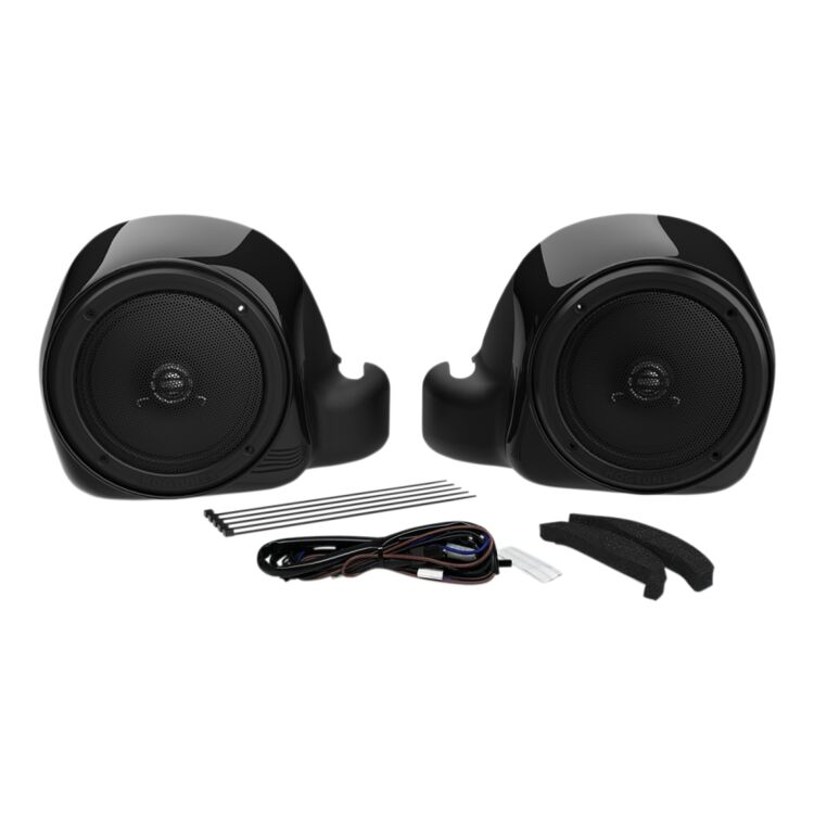 Hogtunes Gen 4 Lower Speakers For Harley Touring 2014-2021