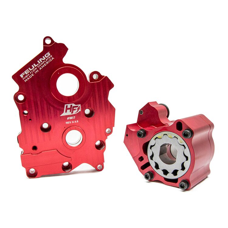 Feuling Race Series Oil Pump and Camplate Kit For Harley