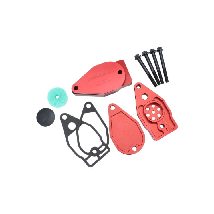 Feuling Rocker Box Breather Kit For Harley Twin Cam 1999-2017
