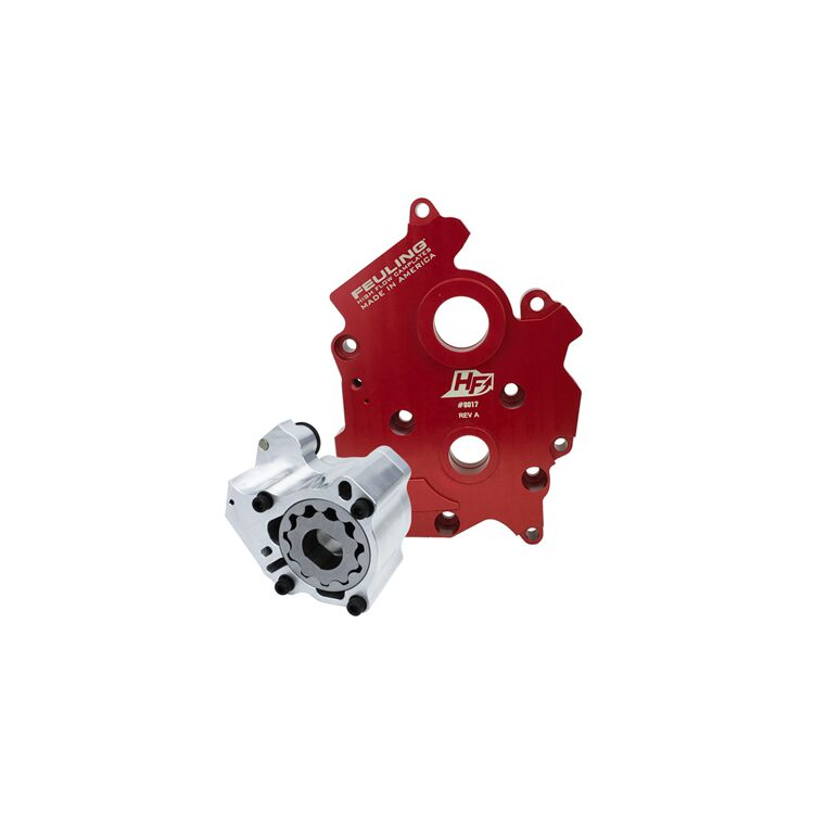 Feuling HP+ Oil Pump  And Camplate Kit For Harley Oil Cooled Milwaukee-Eight 2017-2021