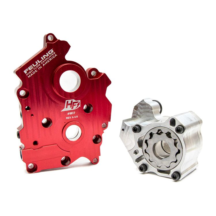 Feuling Hp+ Oil Pump  And Camplate Kit For Harley Water Cooled Milwaukee-Eight 2017-2021