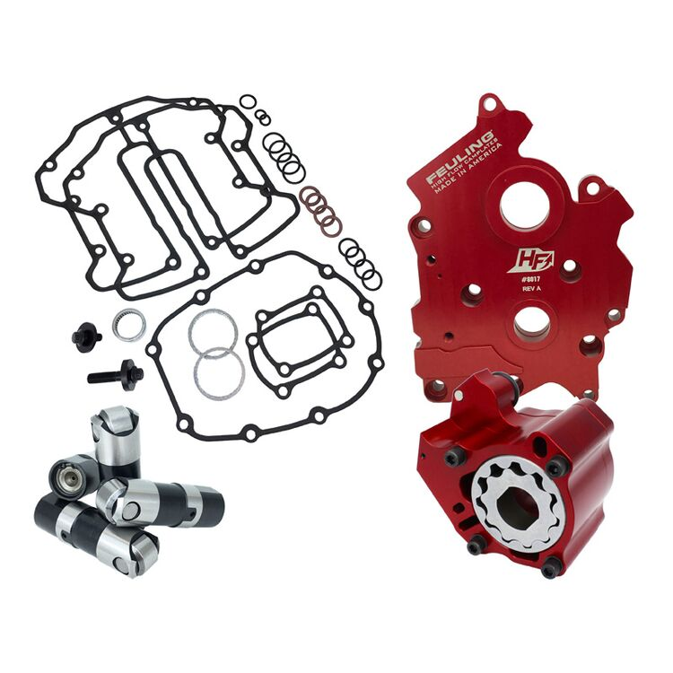 Feuling Race Series Oiling System For Harley Oil Cooled Milwaukee-Eight 2017-2021