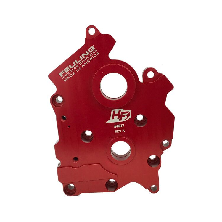 Feuling Highflow Camplate For Harley Milwaukee-Eight 2017-2021