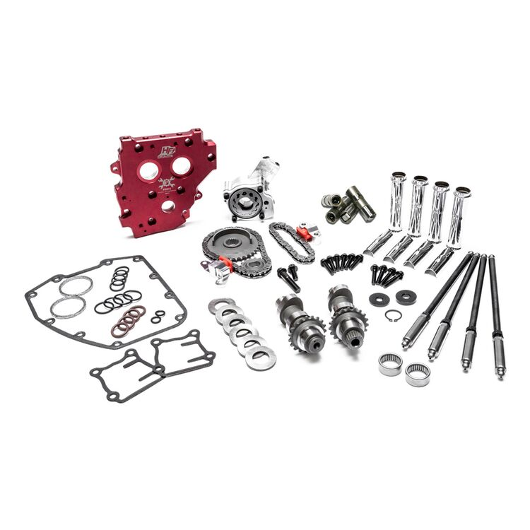 Feuling HP+ 574 Hydraulic Conversion Camchest Kit For Harley Twin Cam 1999-2006