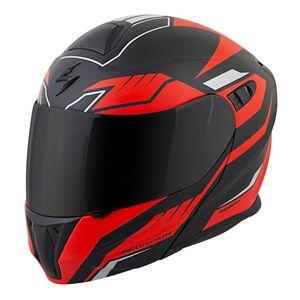 Scorpion EXO-GT920 Shuttle Helmet Black/Red / XS [Open Box]