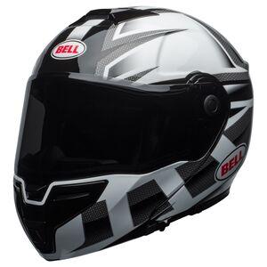 Bell SRT Modular Predator Helmet White/Black / XS [Open Box]