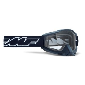 FMF Youth PowerBomb Rocket Clear Lens Goggles
