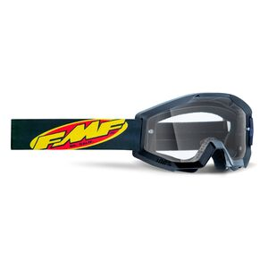 FMF PowerCore Clear Lens Goggles