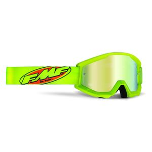 FMF PowerCore Mirror Lens Goggles