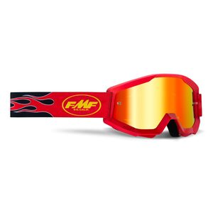 FMF Youth PowerCore Mirror Lens Goggles