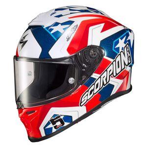 Scorpion EXO-R1 Air Bautista Laguna Seca Helmet