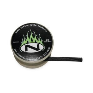 NAMZ Braided Flex Sleeve For Custom Wiring