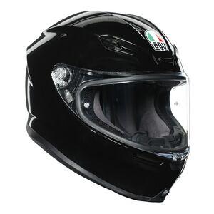 AGV K6 Helmet Black / XS [Blemished - Very Good]