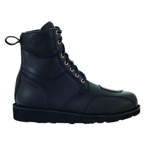 Roland Sands Mojave Boots Black / 9 [Blemished - Very Good]
