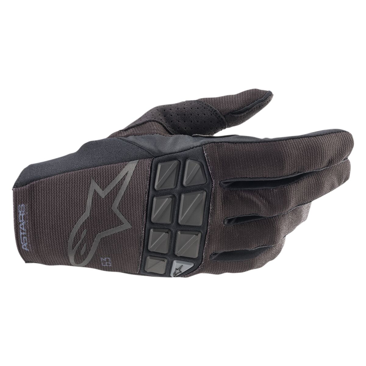 Alpinestars Racefend Men/'s Motorcycle Riding Gloves Grey Black Hi-Viz Large