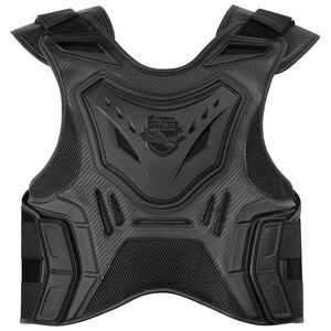 Icon Stryker Vest Stealth Black / 2XL-3XL [Blemished - Very Good]