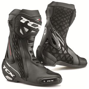 TCX RT-Race Boots Black/Black / 46 [Blemished - Very Good]