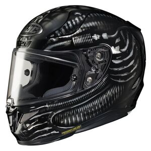 HJC RPHA 11 Pro Aliens Fox Helmet