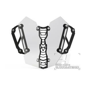AltRider Clear Headlight Guard Yamaha Tenere 700 2021