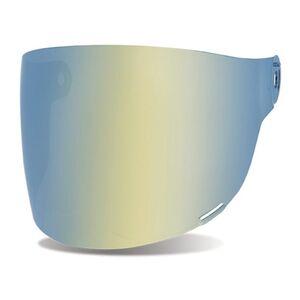 Bell Bullitt Flat Face Shield Gold Iridium / Brown Tab [Open Box]