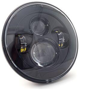 "Letric Lighting Co. 7"" LED Premium Headlamp For Harley 1994-2021"