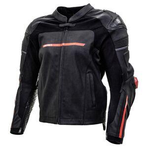 Sedici Corsa Perforated Leather Jacket
