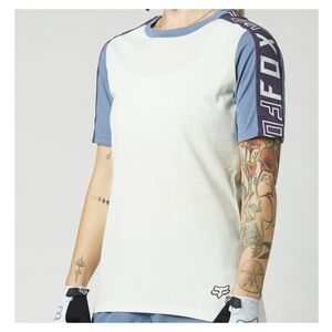 Fox Racing Ranger Dri Release Women's Short Sleeve MTB Jersey