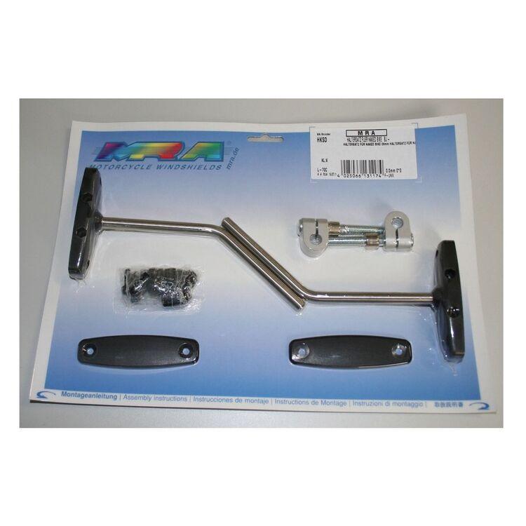 MRA Universal Windshield Mounting Kit BMW / Ducati / Yamaha [Open Box]