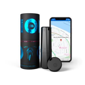 Monimoto Smart GPS Tracker Black [Open Box]