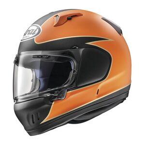 Arai Defiant-X Carr Helmet Orange/Black / SM [Open Box]