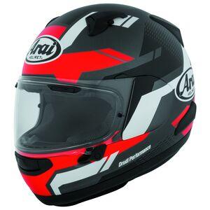 Arai Quantum-X Cliff Helmet Red/Black Frost / XL [Blemished - Very Good]