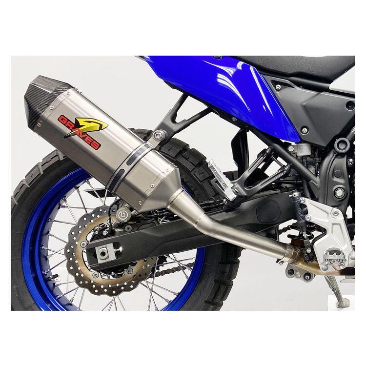 Graves Hexagonal Slip-On Exhaust Yamaha Tenere 700 2021