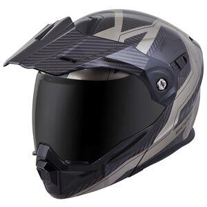 Scorpion EXO-AT950 Tucson Helmet Titanium / LG [Blemished - Very Good]