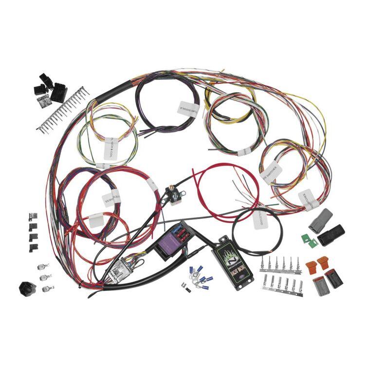 Namz Custom Wiring Harness Kit for Harley Davidson