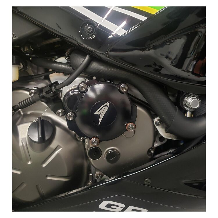Graves Right Side Engine Cover Kawasaki ZX-6R 2019-2021