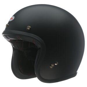 Bell Custom 500 Helmet - Solids Matte Black / SM [Open Box]