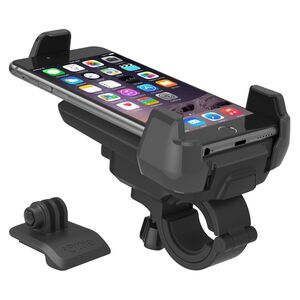 iOttie Active Edge Bar Smart Phone Mount with GoPro Adapter Black [Blemished - Very Good]