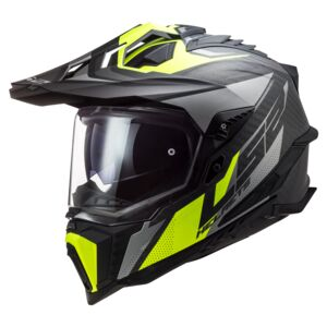 LS2 Explorer Carbon Focus Helmet