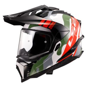 LS2 Explorer Camo X Helmet