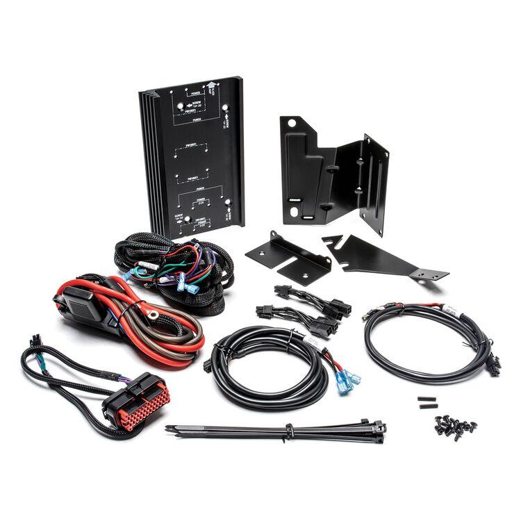 Rockford Fosgate Amplifier Installation Kit For Harley Touring 1998-2013