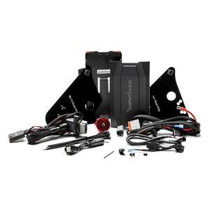 Rockford Fosgate Amplifier Installation Kit For Harley Road King 1998-2021