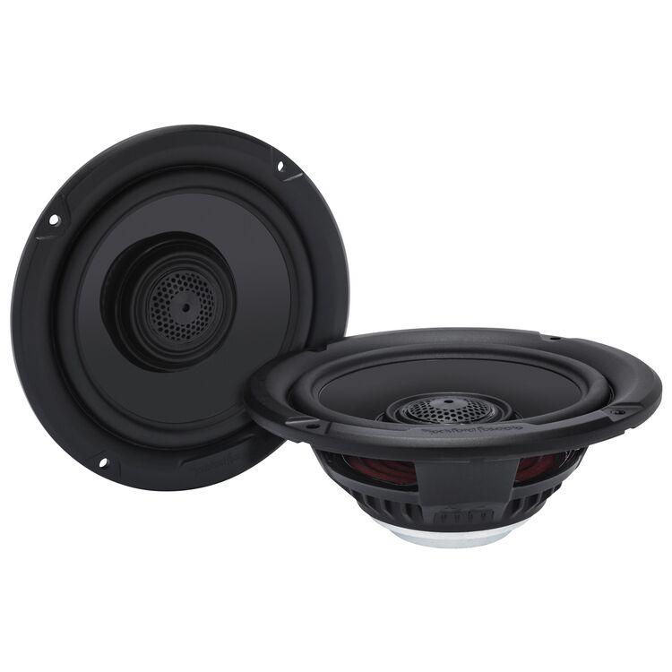 """Rockford Fosgate Power 6.5"""" Speakers For Harley FLH 1998-2013"""
